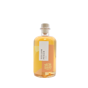 For the Lovers Yellow Peach Likör / 22% vol. / 0,5L