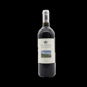 2018 Le Volte dell'Ornellaia / 50% Merlot 30% Sangiovese 20% Cabernet Sauvignon / Toskana – Italien / 14% vol. / 0,75 L