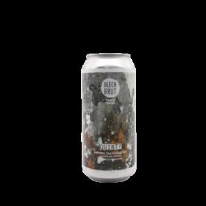 Quinty / Blech.Brut / Imperial Oak Aged Stout / 10,4% vol. / 0,44L