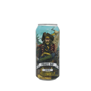 Pirate Bay / YellowBelly / Session IPA / 4,5% vol. / 0,44L