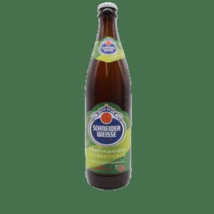 Hopfenweisse (TAP05) / Weizenbock / Brauerei Schneider Weisse / 8,2% vol. / 0,5L