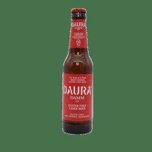 Daura / Damm / Gluten-Free Lager / 5,4% vol. / 0,33L