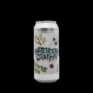 Warehouse Graffiti / Burley Oak Brewing Company / Triple IPA / TIPA
