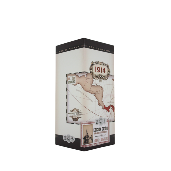 1914-edicion-gatun-barrel-aged-rum
