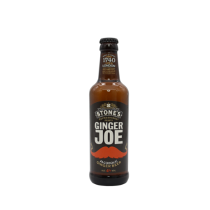Ginger Joe / Stone's Accolade Wines / Alcoholic Ginger Beer