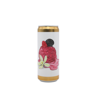 Raspberry Liquorice Vanilla Sorbet / Brewski / Fruited Berliner Weisse