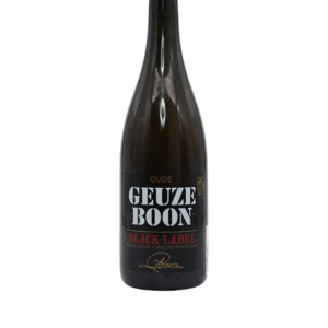 Oude Geuze Boon Black Label Edition N°2 Brouwerij Boon Lambic Gueuze