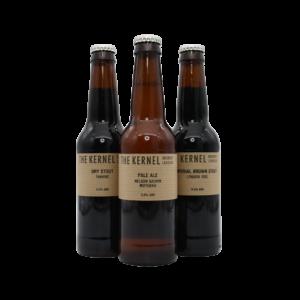 the-kernel-trio-pale-ale-dry-stout-imperial-stout